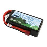 Gens ace adventure 4300mAh 3S 11.4V 50C Lipo Battery