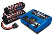 Traxxas Charger iD Live and Battery 14.8V 6700mAh Combo Traxxas