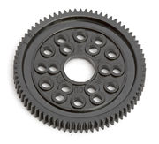 Team Associated White Spur Gear 48p 75T