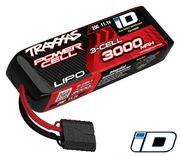 Traxxas Li-Po Battery 3S 11.1V 3000mAh 20C iD-connector