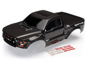 Traxxas Ford Raptor 2017 Body - Painted - Black
