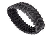 Traxxas TRAXX Rubber Track Front