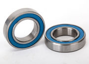 Traxxas Ball Bearings Blue Rubber Sealed (12x21x5mm) (2)
