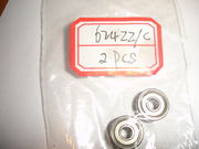 EuroRC 4x13x5mm 624ZZ/C Ceramic Ball Bearing (2)