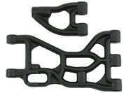 RPM HPI Baja 5SC & 5B & 5T Black Rear Upper & Lower A-arms