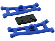 RPM Associated GT2, T4* & SC10* Front A-arms - Blue
