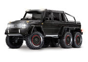 Traxxas TRX6 Mercedes-Benz G63 AMG 6x6 RTR - W/o Battery & Charger
