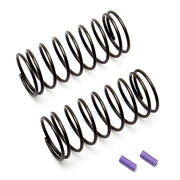 Team Associated 12mm Front Spring Purple 4.20 lb (2)