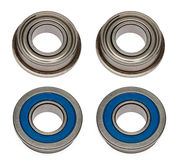 Team Associated FT Bearings, 8x16x5 mm, flanged