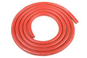 Team Corally Ultra V+ Silicone Wire Super Flexible Red 10AWG 2683 / 0.05 Strands OD 5.5mm 1m