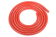 Team Corally Ultra V+ Silicone Wire Super Flexible Red 12AWG 1731 / 0.05 Strands OD 4.5mm 1m