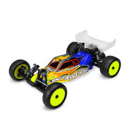 "JConcepts Silencer RC10B5 body w/ 6.5"" wing"