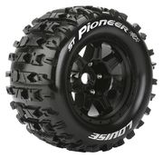 "Louise Tires & Wheels ST-PIONEER 3,8"" Black MFT 1/2-Offset (2)"