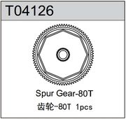 TeamC Spur Gear 80T - 48p  - TM4