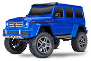 Traxxas TRX-4 Mercedes G500 4x4 Scale & Trail Crawler RTR - w/o Battery & Charger