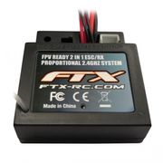 FTX Outback Mini ESC With RX Unit For Lipo Version