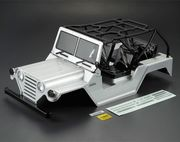 KillerBody Warrior 1/10 Crawler Body Silver