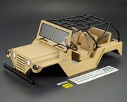 KillerBody Warrior 1/10 Crawler Body Matt Sand