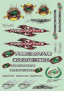 Precirotate Sticker A4