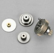 Spektrum Metal Servo Gear Set For H6040 And S6040