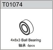 TeamC 4x8x3 Ball Bearing (6)