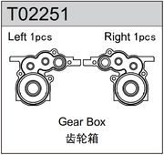 TeamC Gear Box - TC02C Evo