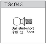 TeamC Ball Stud - Short (6)