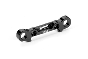 Xray Alu Rear Lower susp. Holder +2MM - REAR - Square adj. Roll Center
