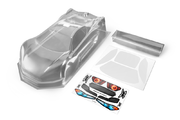 Xray GT Body with Wing for 1/8 On-Road GT