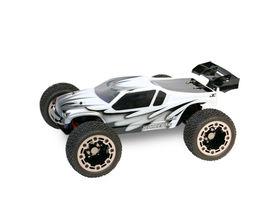 JConcepts Illuzion Traxxas 1/16th E-Revo Hi-Flow body - Clear