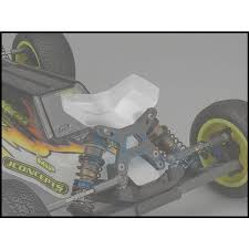 JConcepts Aero Front Wing - Flat Front Arm - Narrow