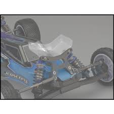JConcepts Aero Frot Wing - Gullwing Front Arm - Narrow