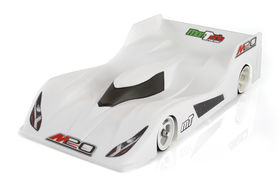 Mon-Tech Racing 1:12 M20 Pan Car body - La Leggera - Unpainted