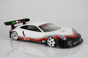 Mon-Tech Racing 1:12 RS GT3 GT12 body - La Leggera - Unpainted