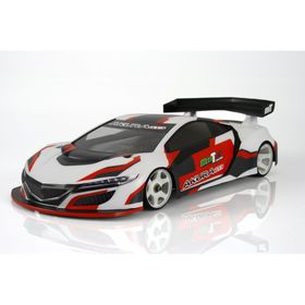 Mon-Tech Racing 1:12 AKURA GT12 body - La Leggera - Unpainted