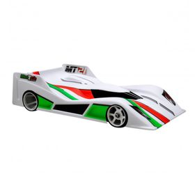 Mon-Tech Racing - M21L 1:12 Clear Unpainted Body - Lightweight