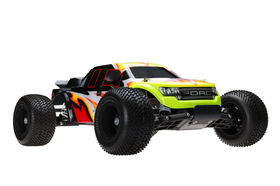 JConcepts Illuzion - Rustler XL-5 - 2011 Ford Raptor SVT Clear Body