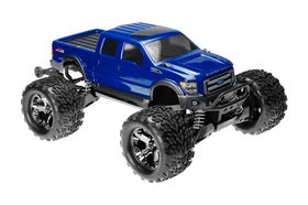 JConcepts Illuzion Stampede 4x4 2011 Ford F-250 Super-Duty body - Clear