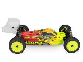 JConcepts S2 - B64 | B64D Lightweight Body - Clear