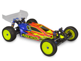 JConcepts Illuzion B6 | B6D Body - Clear