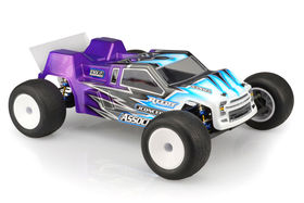 JConcepts F2 - T6.1 Finnisher Body and Rear Spoiler