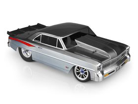 JConcepts 1966 Chevy II Nova (V2) - Clear Body