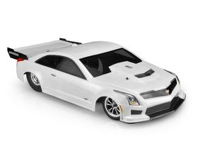 JConcepts 2019 Cadillac ATS-V - Clear Body