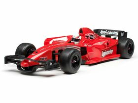 HPI-Racing - Formula Ten Type 014C Body - Unpainted