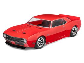 HPI-Racing 1968 Chevrolet Camaro Body - Clear -  (200MM)