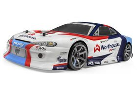 HPI Racing - RS4 Sport 3 Drift Worthouse James Deane Nissan S15 - RTR