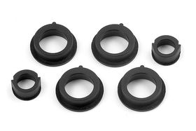 "Xray Set Of Eccentric Composite Hubs ""1"" For Bulkheads (4+2)"