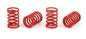 Xray Spring-Set D=1.9 (35 Lb) Light-Red  (4)