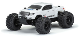Pro-Line Precut Brute Bash Armour White Body for Stampede