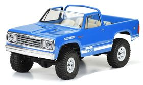 Pro-Line  1977 Dodge Ramcharger Clear Body (313mm) for Scale Crawlers